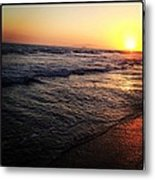 Sunset Metal Print by Troy Lewis