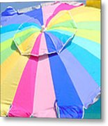 Sunshine And  Rainbows Metal Print