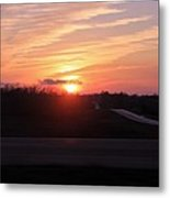 Sunshine In My Eyes Makes Me Cry Metal Print