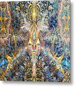 Sunshine's Transcendence Metal Print