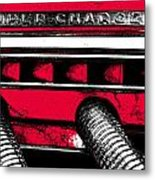 Super-charged Duesenberg Metal Print