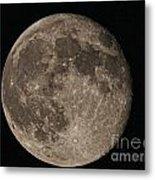 Super Moon 3626 August 2014 Metal Print