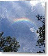 Super Rainbow Metal Print