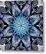 Supercharged Enlightenment Metal Print