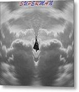 Superman Metal Print by Dan Sproul