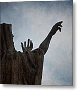 Supplication Metal Print