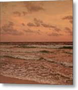 Surf - Florida Metal Print by Sandy Keeton