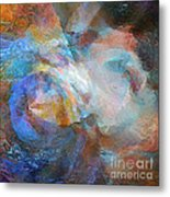 Surf Of The Spirit Metal Print