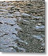 Surface Glide Metal Print