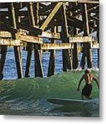 Surfer Dude 1 Metal Print