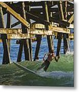 Surfer Dude 4 Metal Print
