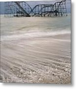 Surf's Up Metal Print by Mike Orso