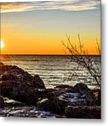 Surprise Sunrise Metal Print