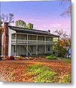Surrender House Metal Print