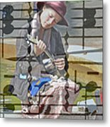 Surrounded By Music Metal Print