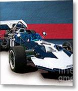 Surtees Ts8 F5000 Metal Print