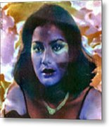 Susan 1978 Metal Print