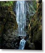 Susan Creek Falls Series 13 Metal Print