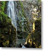 Susan Creek Falls Series 3 Metal Print