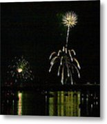 Susquehanna 4th Of July Spectacle Metal Print