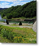 Sutton Dam Metal Print