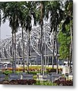 Suvarnabhumi International Airport In Bangkok Metal Print