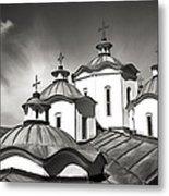 Sv Joakim Osogovski Metal Print
