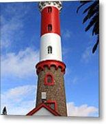 Swakopmund Lighthouse Metal Print