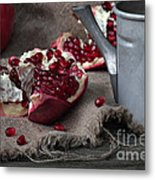 Sweet And Crunchy Metal Print