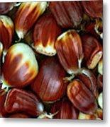 Sweet Chestnuts Metal Print