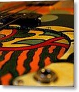 Sweet Fender Precision Bass Metal Print