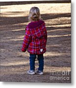 Sweet Heart Baby Metal Print