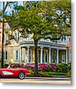 Sweet Home New Orleans 3 Metal Print