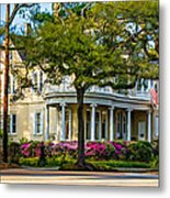 Sweet Home New Orleans Paint Metal Print