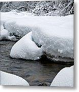 Swift River - White Mountains New Hampshire Usa Metal Print