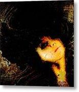 Swing With Me Metal Print by Gun Legler