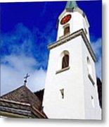 Swiss Church Metal Print