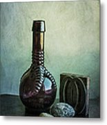 Sybil's Bottle Metal Print