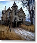 Sydenham Manor Metal Print by Tom Straub