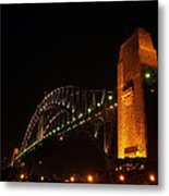 Sydney Harbour Bridge Metal Print