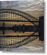 Sydney Harbour Late Afternoon Metal Print