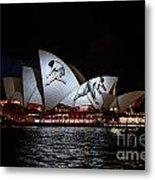 Sydney Opera House  Iv Metal Print