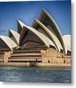 Sydney Opera House V10 Metal Print