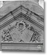 Symbols Of Freedom Altered Metal Print
