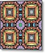 Symmetrica 338 Metal Print
