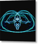 Symmetry Art Metal Print