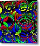 Synchronicity 1 Metal Print