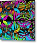 Synchronicity 3 Metal Print