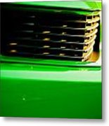 Synergy Grill Metal Print
