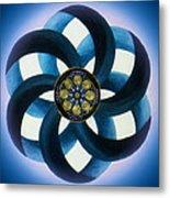 Synergy Mandala 1 Metal Print